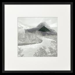 Ron Schoningh fine art print emptyscape der Zauberberg