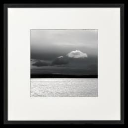 Ron Schoningh fine art print Emptyscape White Cloud