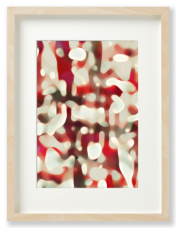 Ron Schoningh fine art print Organic Memories II