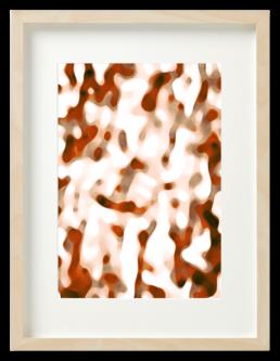 Ron Schoningh fine art print Organic Memories 3